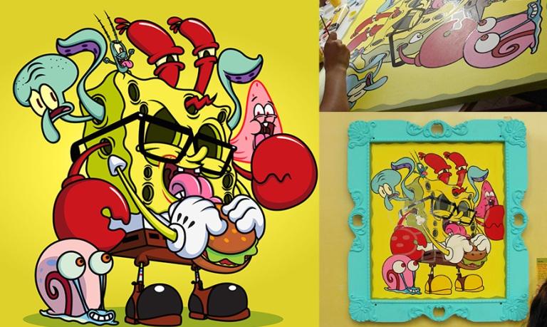 spongebob-mrkone