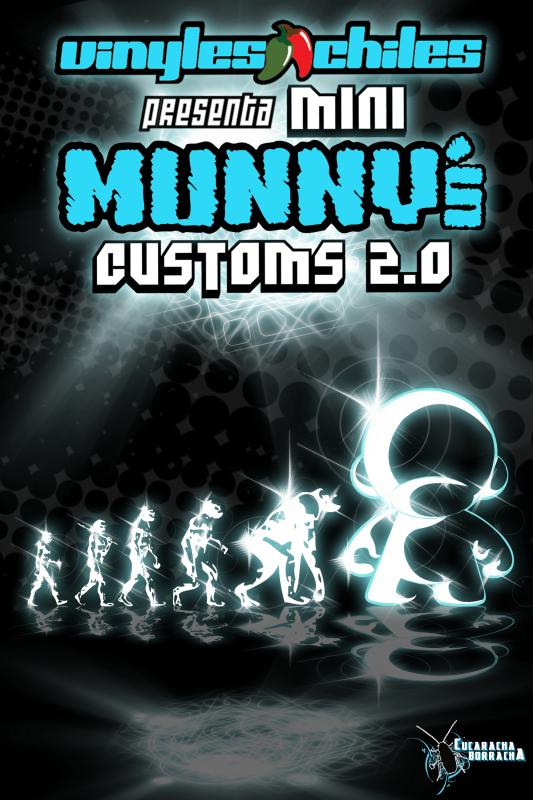 mini munny custom 2