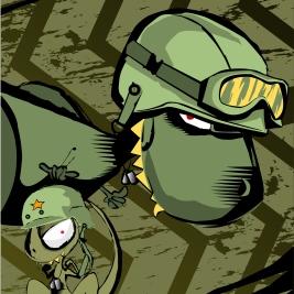 DINO ARMY