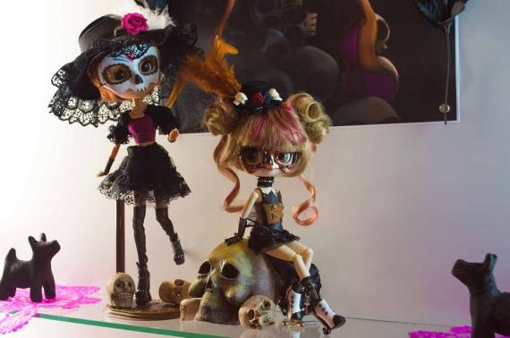 catrinas doll sarukaku 2015