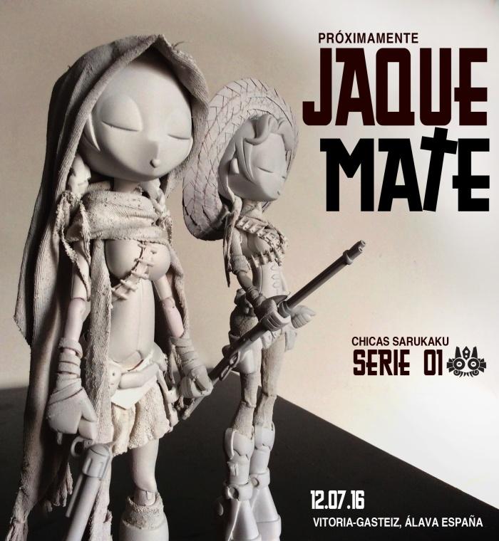 JAQUE-MATE sarukaku